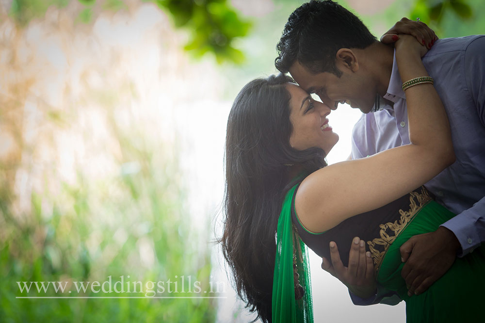 Post wedding shoot in Hyderabad